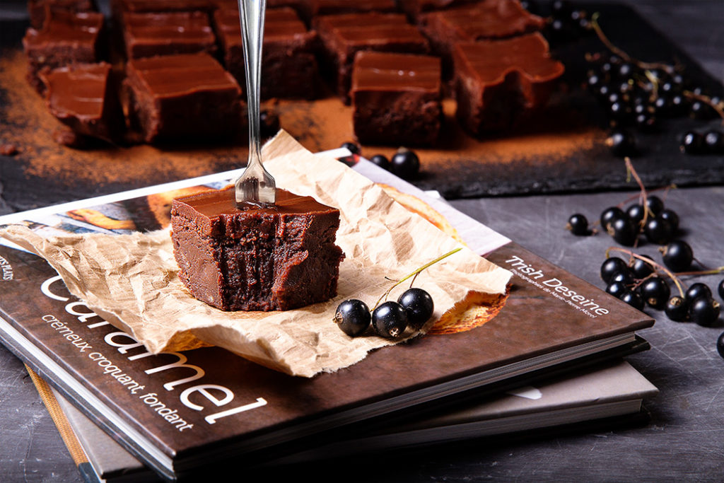 Best Ever Brownie: step by step receipe