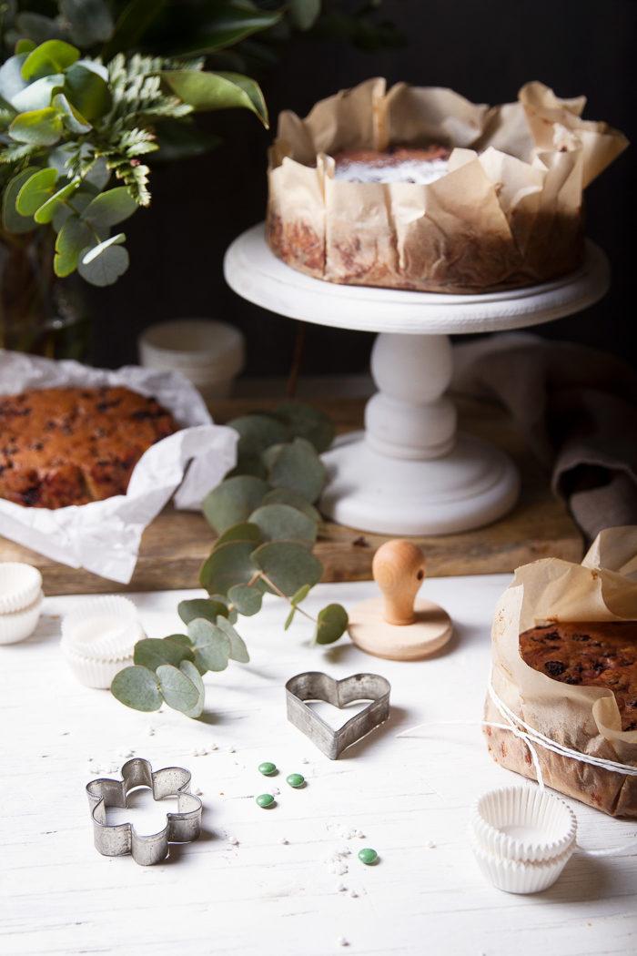 Christmas Dandy Cake