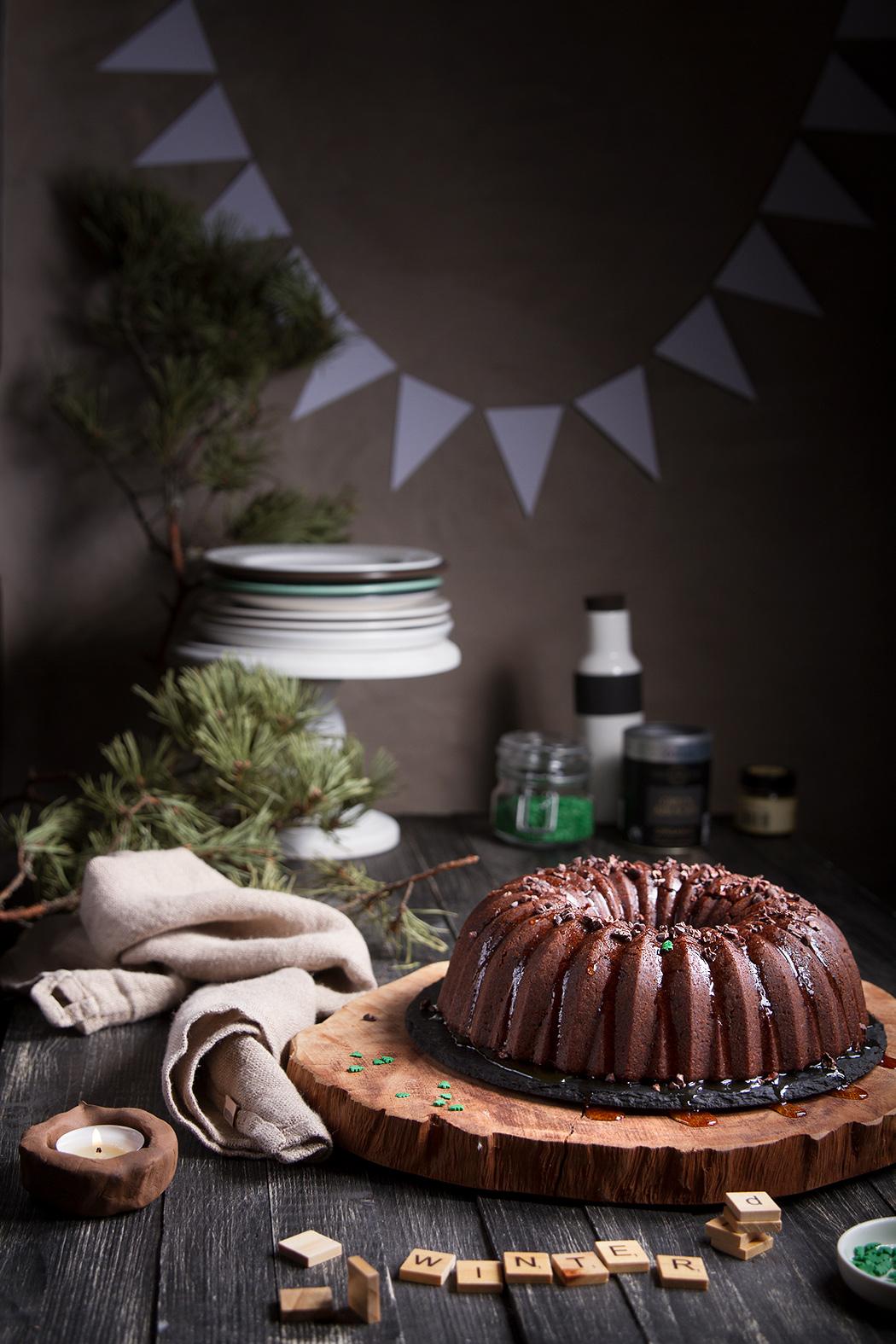 Winter Bundt Cake