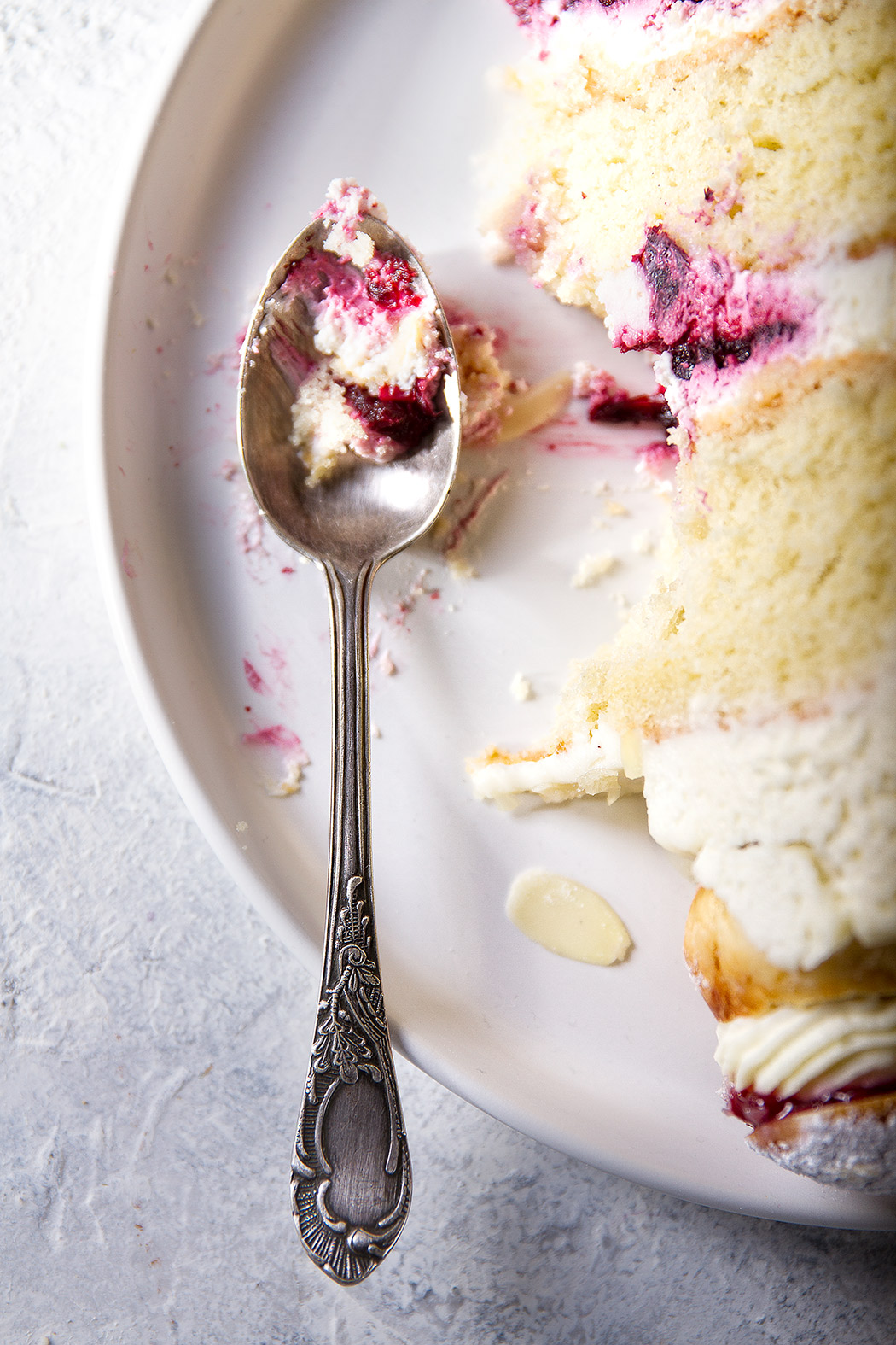 piece of Shrovetide cake